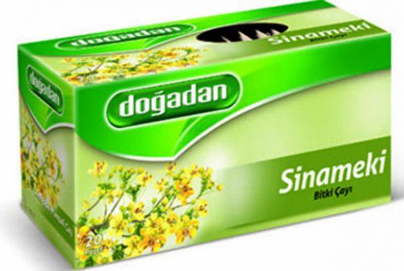 Dogadan Senna Herbal Tea 12X20