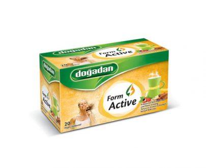 DOGADAN TEA FORM (ACTIVE) CINN & RED GINSENG 12X20