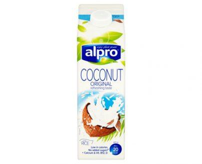 Alpro 8X1Lt Coconut Original