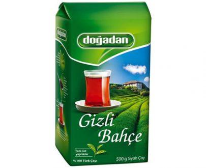 Dogadan Gizli Bahce Turkish Black Tea 12x500G