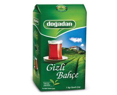Dogadan Gizli Bahce Turkish Black Tea 12X1KG