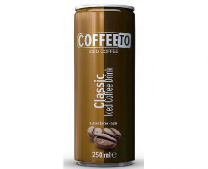 Tamek Coffetto Iced Coffee Plain 24X250Ml
