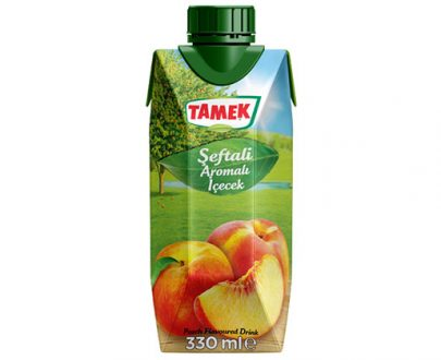 Tamek Juice Tp 12X330Ml Peach Nectar