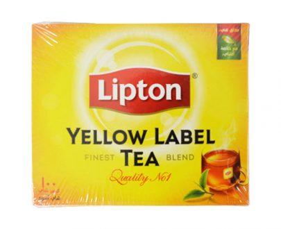 Lipton Yellow Label Black Tea 12x200gr