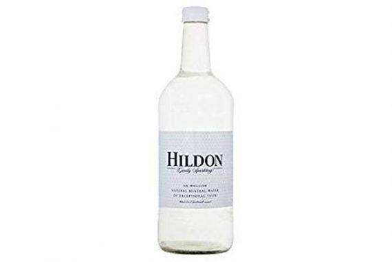 Hildon Sparkling Mineral Water 12x750ml