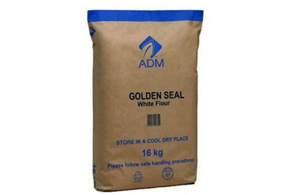 Adm Wheat Flour (White) Gold 16Kg