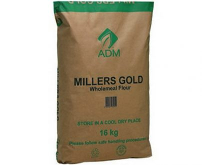 Adm Millers Wholemeal (Brown) Gold 16Kg
