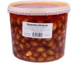 Eda Olives Mix Chilli & Garlic 5Kg