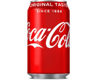 Coca Cola Cans (Gb) 24X330Ml