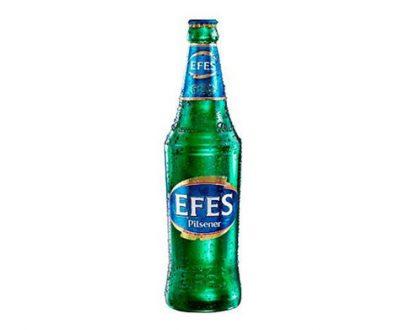 Efes Beer Bottle 24x33 Cl